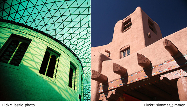 London to New Mexico: Multitouch for the British Museum