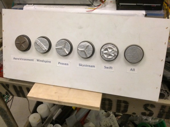 Capacitive sensing buttons
